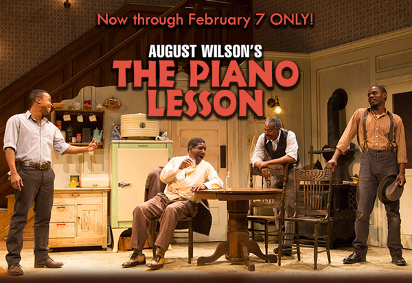 a plot overview of august wilsons drama the piano lesson The piano lesson by august wilson is a play that centers around the importance of family and heritage the story's inciting incident starts with tensions growing between main characters berniece and boy willie over the rights to the piano.
