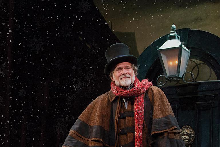 a christmas carol mccarter theatre - A Christmas Story Soundtrack
