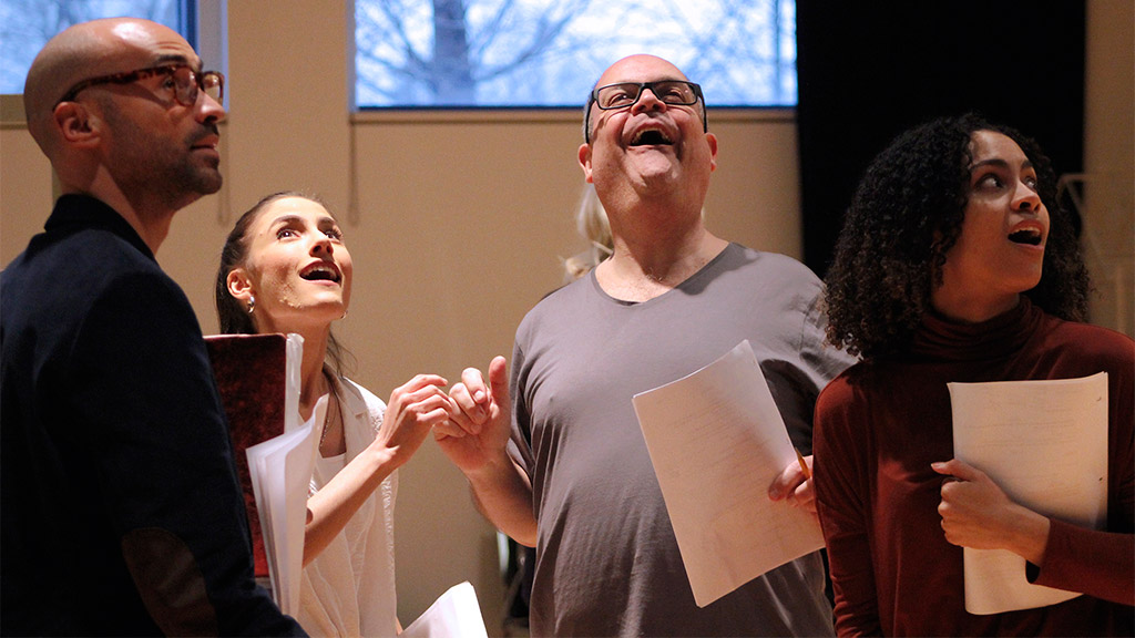 The Gods of Comedy | McCarter Theatre Center