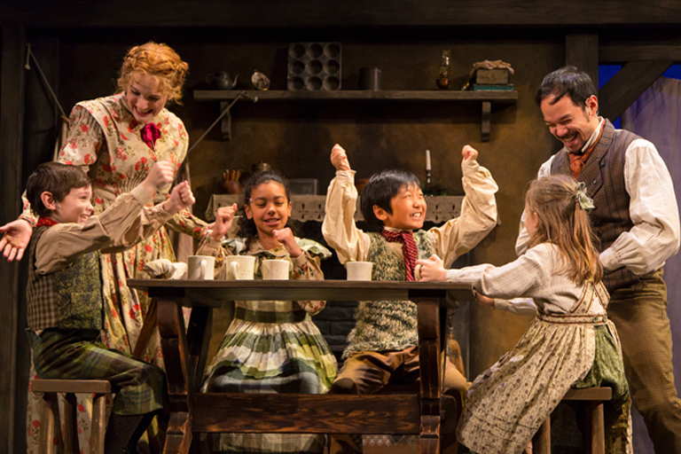 Playbill From A Christmas Carol At Players Theater Nyc 2020 A Christmas Carol | McCarter Theatre Center