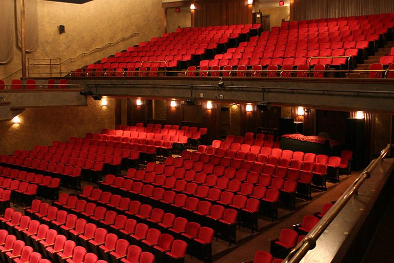 Matthews Seating Chart Mccarter Theatre Center